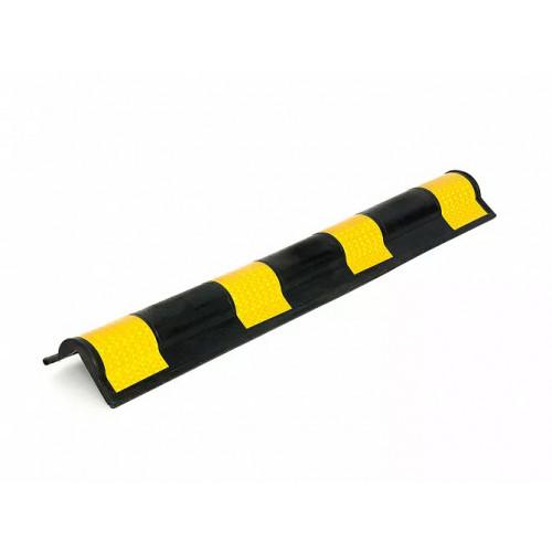 Угловой отбойник для стен Vigi GS-06 скругленный резина 80 см