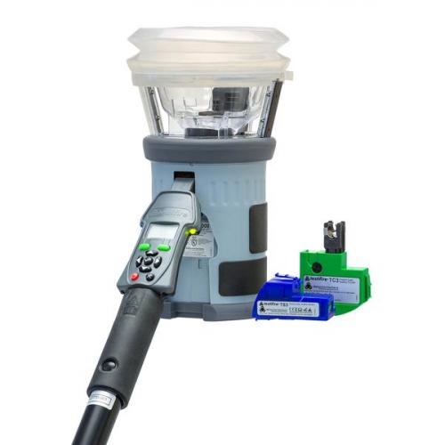 TESTIFIRE 2000-001 Головное устройство для тестирования детекторов дыма, тепла и СО