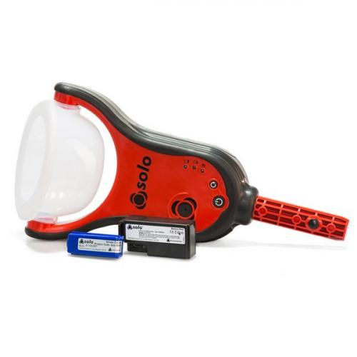SOLO 365-001 Электронный тестер дыма
