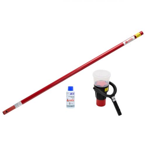 SOLO 810-001 Комплект для тестирования детекторов дыма и СО