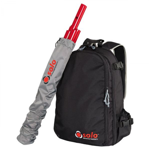 URBAN 613-001 Компактный рюкзак и комплект штанг.