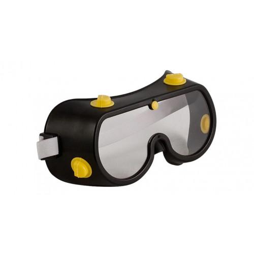 Универсальные защитные очки закрытого типа USP (с непрямой вентиляцией и поликарбонатным стеклом)