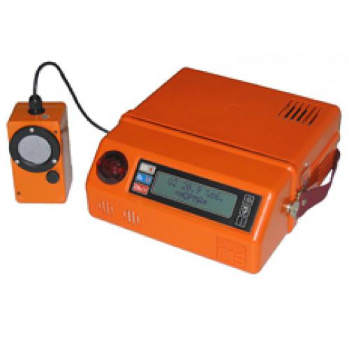 Газосигнализатор безопасности ДЖИН-ГАЗ ГСБ-3М-02 (О2, СН4)