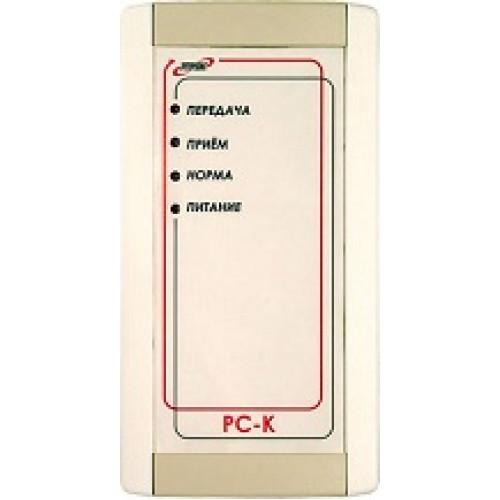 Блок «РС-М» контроль состояния БОС (до 29 блоков) и ретранляторов «РС-М» и реле «БУР»