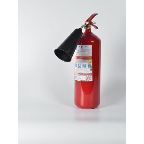 ОУ-3 РИФ огнетушитель углекислотный