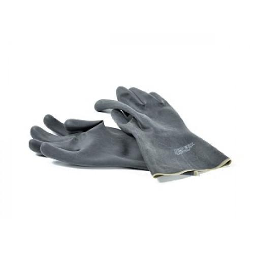 Перчатки резиновые технические (КЩС тип 1)