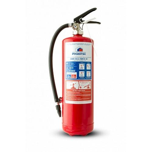 Огнетушитель воздушно-эмульсионный ОВЭ-4 ТД Русинтэк