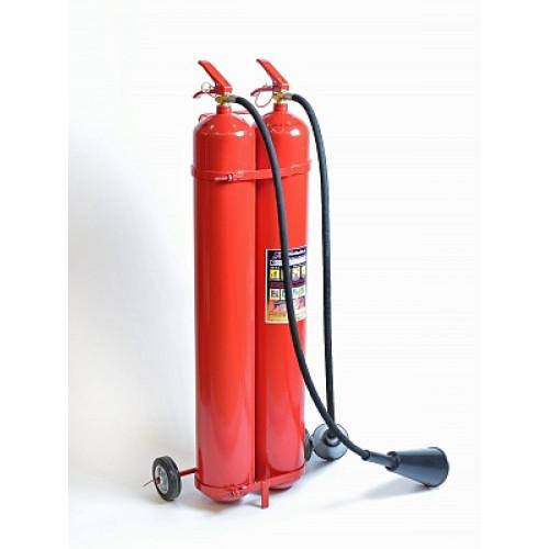 Огнетушитель углекислотный ОУ-15 Ярпожинвест
