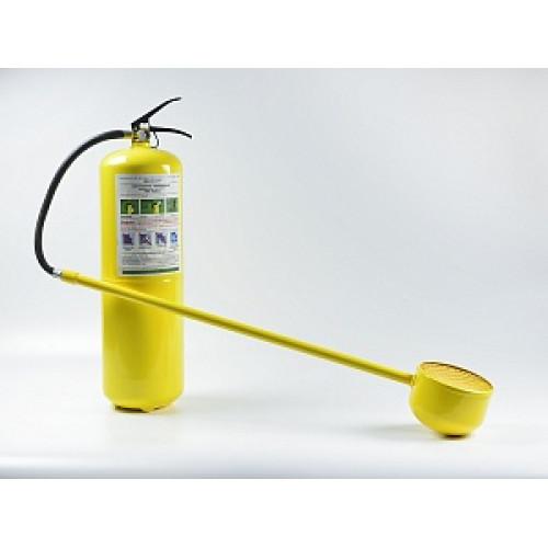 Огнетушитель порошковый специальный ОПС-10 Диапазон+