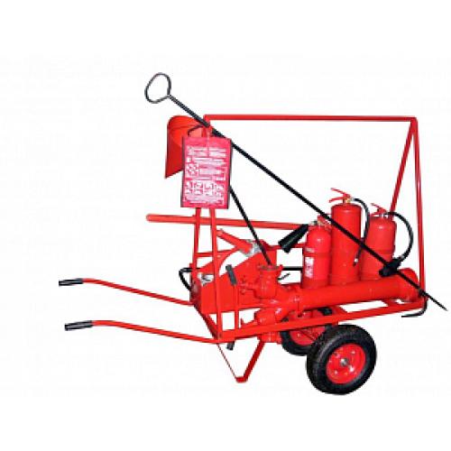 Пост пожарный мобильный передвижной (без комплектации)