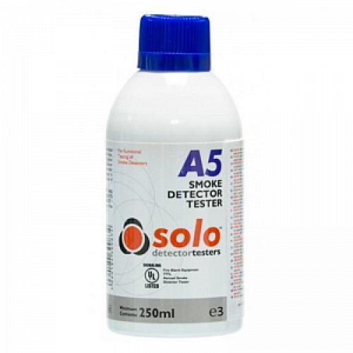 SOLO A5-001 Аэрозоль для проверки дымовых извещателей (250 мл)