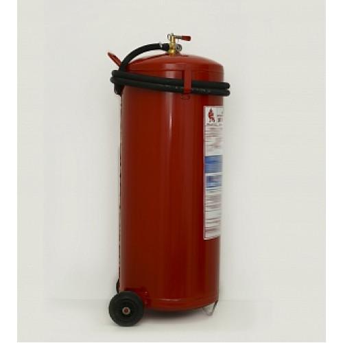 Огнетушитель порошковый передвижной ОП-100 Меланти