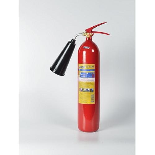 Огнетушитель углекислотный ОУ-2 ИНЕЙ