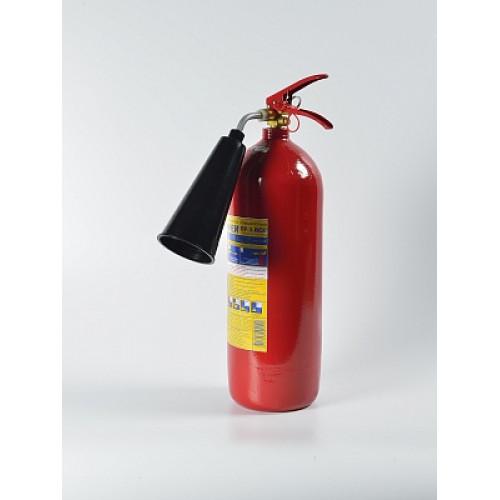 ОУ-3 ИНЕЙ огнетушитель углекислотный ручной (ГОСТ 8050-85)