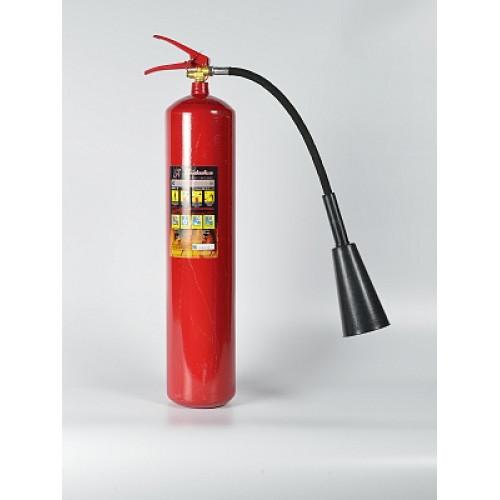 Огнетушитель углекислотный ОУ-5 Ярпожинвест