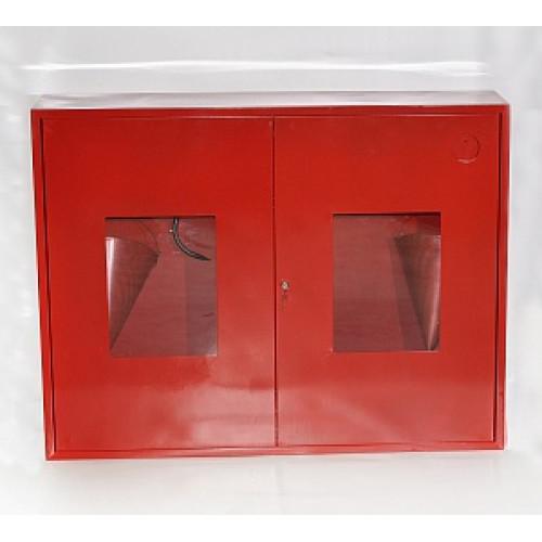 Щит пожарный металлический закрытый (с комплектующими)
