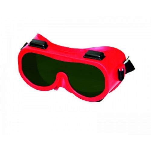 Очки защитные закрытые без вентиляции ЗН4 Эталон StrongGlass (PC)
