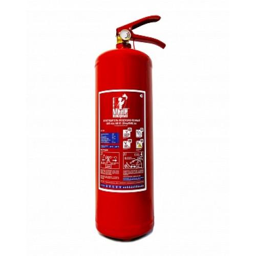 Огнетушитель воздушно-пенный ОВП-4 Минипожарный ФторПАВ (морозостойкий)
