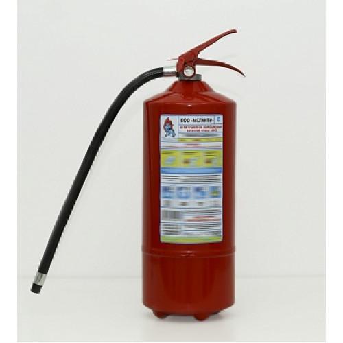 Огнетушитель порошковый ОП-6 Меланти