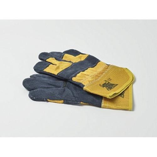 Перчатки комбинированные (со спилком)