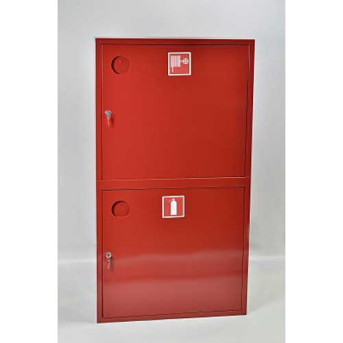 Шкаф пожарный  ШПК-320-12ВЗК (встраиваемый закрытый красный)