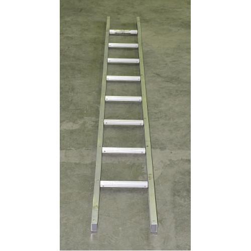 Приставная лестница-палка пожарная (алюминиевая)