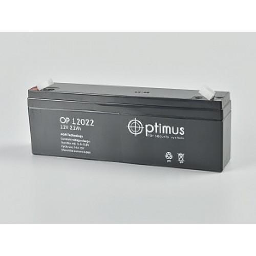 Аккумуляторная батарея 12В   2.2 Ач, 175х33х58 мм