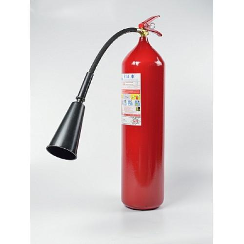 Огнетушитель углекислотный ОУ-7 РИФ