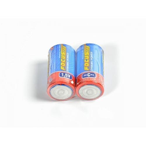 Элемент питания Focusray R14 (1,5В)