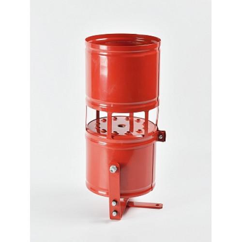 АГС -7/1 генератор аэрозольный (защищаемый V=65м3, м=3.25 кг, 95сек., -50 +50, без пиропатрона)