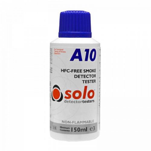 SOLO A10-001 Аэрозоль для проверки дымовых извещателей (150 мл)
