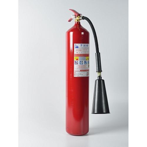 ОУ-5 огнетушитель углекислотный РИФ (г. Тула)