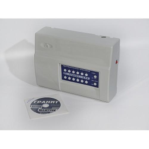 Гранит-12РА (12 шлейф. ОПС) с радиоканальным и GSM-коммутаторами до 32 шт.