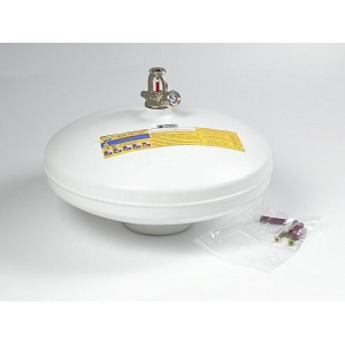 Модуль порошкового пожаротушения МПП-7 МИГ (диск)