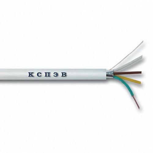 Кабель для систем сигнализации КСПЭВ