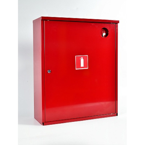 Шкаф для огнетушителя ШПО-112НЗК